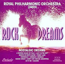 ROYAL PHILHARMONIC ORCHESTRA LONDON : ROCK DREAMS - NOSTALGIC DREAMS / CD