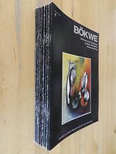 15 x BÖKWE Bildnerische Erziehung Textiles Gestalten Werkerziehung Hefte