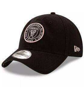 NEW ERA Inter Miami CF FC Soccer New Era Floral 9TWENTY Adjustable MLS Cap Hat
