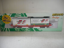 MEHANO 19846-CONTAINER CAR SGKKMS 698 DC-WANDT------1:87-H0--------E23