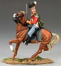 KING & COUNTRY THE AGE OF NAPOLEON NA208 GORDON HIGHLANDERS MOUNTED OFFICER MB