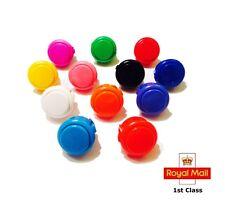 5 x oem 30mm boutons poussoirs arcade sanwa obsf - 30 pour raspberry pi