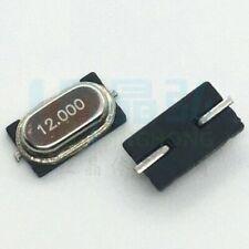 100pcs Nouveau 16.000 MHz 16 MHz 16 MHz 16 M Hz Crystal Oscillateur HC-49S