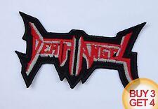 DEATH ANGEL PATCH BUY3GET4,METALLICA,THRASH METAL,EXODUS,ANTHRAX,SODOM,SLAYER