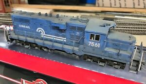 CUSTOM WEATHERED HO DCC/LokSound Intermountain EMD/Paducah GP10 - Conrail 7560