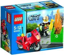 LEGO - CITY - 60000 - LA MOTO DES POMPIERS