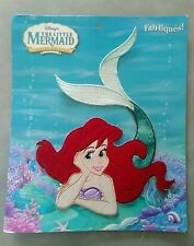 Disneys The Little Mermaid Ariel Fab-liques Applique Patch