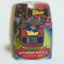 The Batman Batarang Battle Electronic Handheld LCD Video Game 2005 NO. 80410