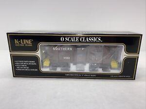 K-LIne K612-2011 Southern Railway Bay Window Smoking Caboose X403 O New Sealed