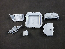 40K Space Marine Land Raider Left or Right Side Sponson Assembly