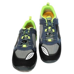KEEN UTILITY Raleigh Men 11D Medium Shoes Aluminum Toe 1017072 Gray Green KEEN