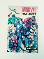 Marvel Comics Your Universe Saga Excellent Condition