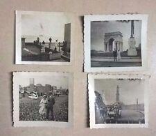 LOTTO FOTO ORIGINALI GENOVA 1933