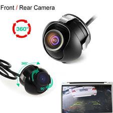 Waterproof 360° HD CCD Car Rear View Reverse Night Vision Backup Parking Cameras