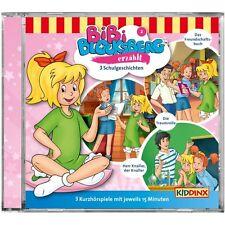 Bibi Blocksberg erzählt... 3 Schulgeschichten - Hörbuch / Hörspiel - CD - *NEU*