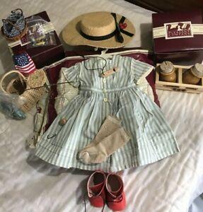 American Girl Doll Kirsten Larson Summer Story Accessories
