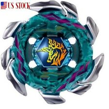 Blitz Unicorno Fusion Striker 4D Metal Fight Master Beyblade BB117 + Launcher US