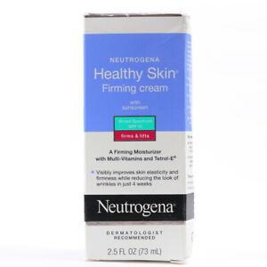 Neutrogena Firming Moisturizer Face & Neck Cream SPF 15 EXP 11/2021