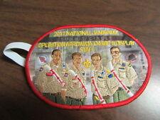 2017 National Jamboree Operation Arrowhead/OA Exhibit Display Staff Armband  pkl