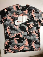 XXL NWT Nike NSW Mesh Short Sleeve Loose Fit Top 928627 060 $60
