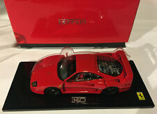 KYOSHO 05042R FERRARI F40 LIGHT WEIGHT VERSION 1/43 SCALE RED