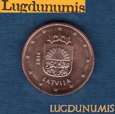 Lettonie 2014 5 centimes d'Euro SUP SPL Pièce neuve de rouleau - Lativia