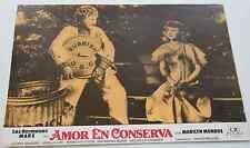 Photo exploitation cinéma Lobby card 1950 HERMANOS MARX BROTHERS Amor Conserva 3