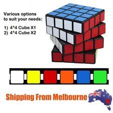 Magic Cube Super Smooth Fast Speed Rubik Puzzle Rubics Rubix Cube 4*4