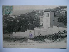 GRASSE  :  Le Quartier Sainte-Lorette......Précurseur.......VO.1905.