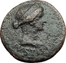 LIVIA wife of Augustus Claudius Grandma 22AD Roman Coin under Tiberius i58283
