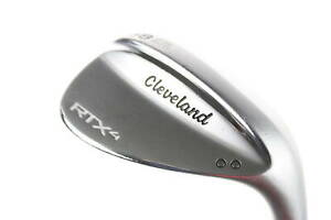 Cleveland RTX-4 Mid Grind Tour Satin Lob Wedge 58° Right-Handed Steel #15853