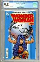 Wonder Woman #750 CGC 9.8 1st First Print Edition Joelle Jones Cover A