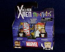 Marvel MiniMates Series 59 All New X-Men BEAST & ANGEL Action Figure 2 PK
