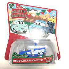 DISNEY CARS LAND LUIGI'S ROLLICKIN ROADSTERS PASQUALE DISNEY PARKS EXCLUSIVE