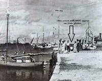 DISPUTED Amelia Earhart Found PHOTO US Spy Photo, Marshall Islands 1937 8x10