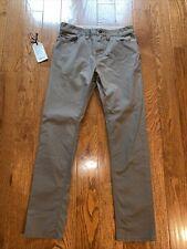 prAna ~ Men's Ulterior Pant Slim Fit 31x32 MSRP: $85  Mud Versatile