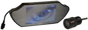 Pyle PLCM7000 7'' Mirror Mount TFT Monitor Backup Camera