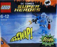 Lego® - 30603 - Mr. Freeze Polybag Super Heroes Batman Classic TV Series NEU NEW