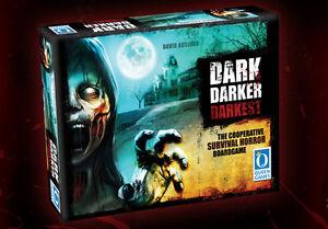 Jeu de société Dark Darker Darkest - 2 à 5 joueurs - Neuf, juste déballé !