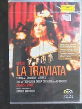 Verdi La Traviata Levine Metropolitan Orchestra Region 2 (DVD, 2007)