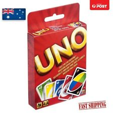 UNO CARDS Family Fun Playing Card Game Kit Toy Board Game kids