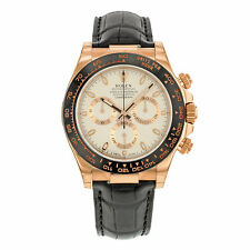 Rolex Wristwatches with Chronograph