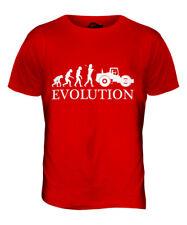 STEAM ROLLER EVOLUTION OF MAN MENS T-SHIRT TEE TOP GIFTRETRO STEAM PUNK
