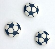 LEGO Clikits Icon Round 2 x 2 Large with Pins Soccer Ball Pattern Pieces