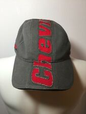 GM Chevrolet Adjustable Ball Cap Hat Certified Service Performance Parts (G6)