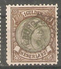 nederland  46 gestempeld  c.w.  €  30,00 Kleinrond Tilburg - Goirke