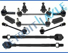 12pc Complete Front Suspension Kit for 1996-2004 Infiniti QX4 Nissan Pathfinder