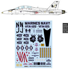 MONOKIO 1/48 F/A-18B VFS-125 Rough Raiders_Raider 401