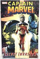 Captain Marvel Secret Invasion Collects 1-5 Marvel TPB Trade Paperback Brand New