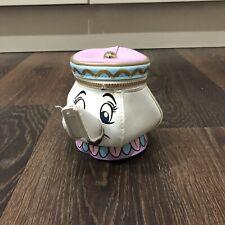 Disney Beauty And The Beast Mrs Potts Tea Pot Bag / Purse